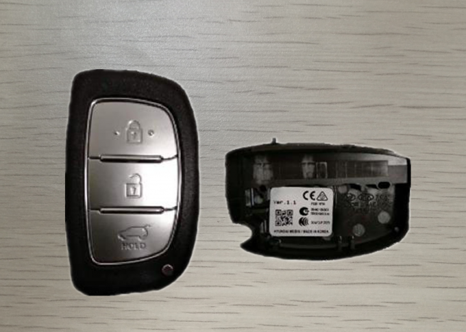 Remote 3 Button Hyundai Car Key 433mhz Part Number 95440 B9500 For
