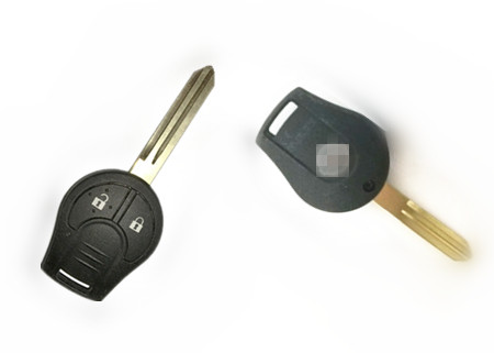 2 Button Nissan X Trail Remote Key Juke Micra Etc Tested TWB1U766 With Battery
