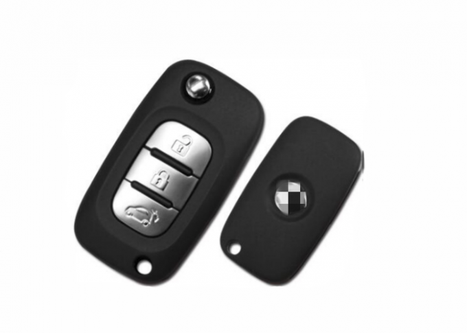 Genuine Smart Flip Remote Key CWTWB1G767 PCF7961 3 Buttons 433 Mhz