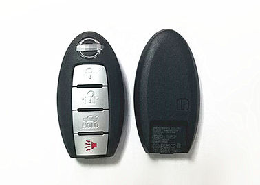 Plastic Material Nissan Altima Key Fob , KR5S180144014 4 Button Car Remote  Key