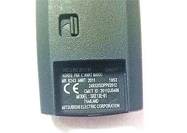 Ske13e 01 433 Mhz Mazda Remote Key Black Plastic 2 Button Key Fob