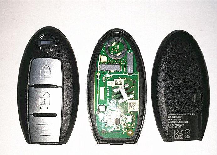 S180144102 Nissan X Trail Intelligent Key 2 On Qashqai Fob