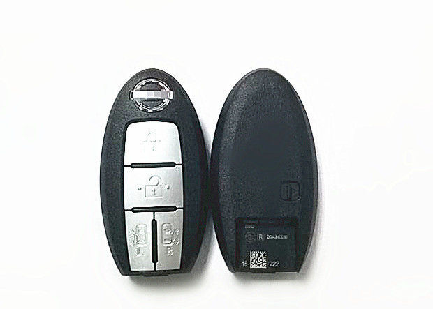 4 Button Nissan Quest Key Fob FCC ID S180144602 315 MHZ For Car Key
