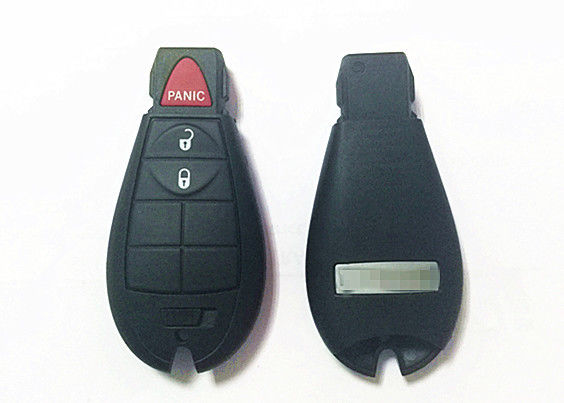Chrysler Jeep VW Dodge Ram Remote Key 3 - 7 Button IYZ - C01C Remote Head Key