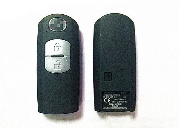 Mazda 2 2011 Key Fob Battery 2011 Mazda 2 Remote Keyless Entry Key