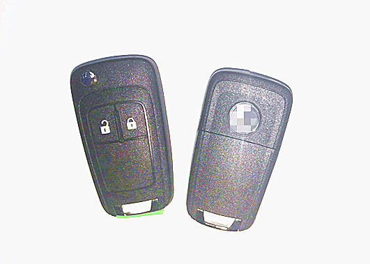 2 Button Vauxhall Car Key 95507072 433 MHZ Smart Car Key For Opel Corsa D