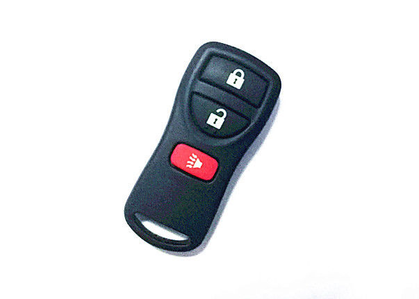 Logo Included Nissan Remote Key 2005 - 2016 nissan frontier remote start