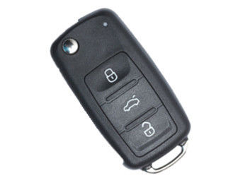5K0 837 202 AJ 3 button Car Remote Key 434MHz ID48 for VW Beetle Golf EOS Jetta Tiguan