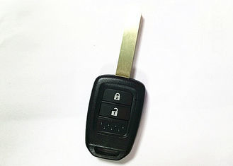 2 Buttons Honda Car Key Fob , Keyless Entry Remote Key Fob 433MHz 47 Chip 2B