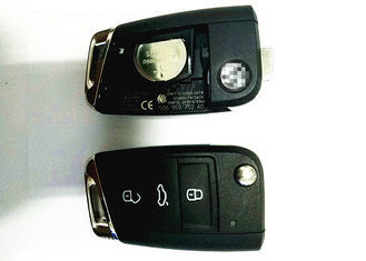 Volkswagen GOLF Car Remote Key 5G6 959 753 AG 3 Button Remote Case For VW