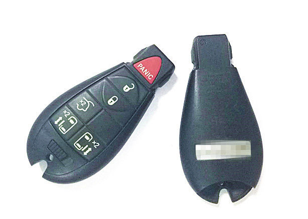 6 Button Dodge Grand Caravan Remote Start , IYZ-C01C 433 MHZ Dodge Fobik Key
