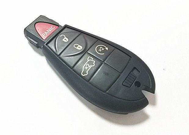 IYZ-C01C 433 MHZ Chrysler 300 Key Fob , Black Dodge Charger Remote Start