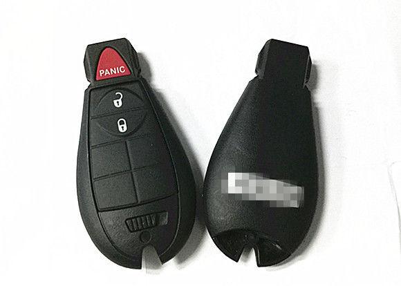 FCC ID GQ4-53T Dodge RAM 2013-2016 2 Button Plus Panic RAM FOBIK Dodge Ram Remote Key