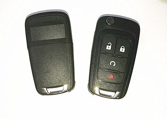 315 MHZ 3+1 Button Car Remote Chevrolet Car Key FCC ID AVL-B01T1AC
