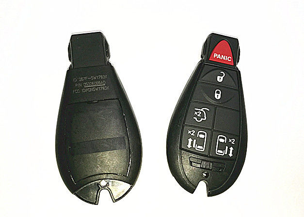 6-7 Button FCC ID M3N5WY783X 433 MHZ 46 Chip Dodge Ram Remote Key Chrysler Fobik Key
