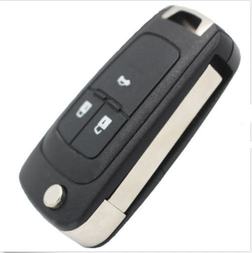 Chevrolet Cruze 3 Button Car Remote Key FCC ID V2T01060512 46 Chip 433 Mhz