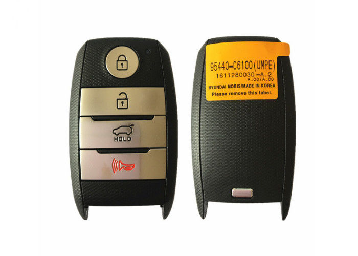 Sorento Smart KIA Car Key FCC ID 95440-C6100 4 Button 433 Mhz 47 Chip