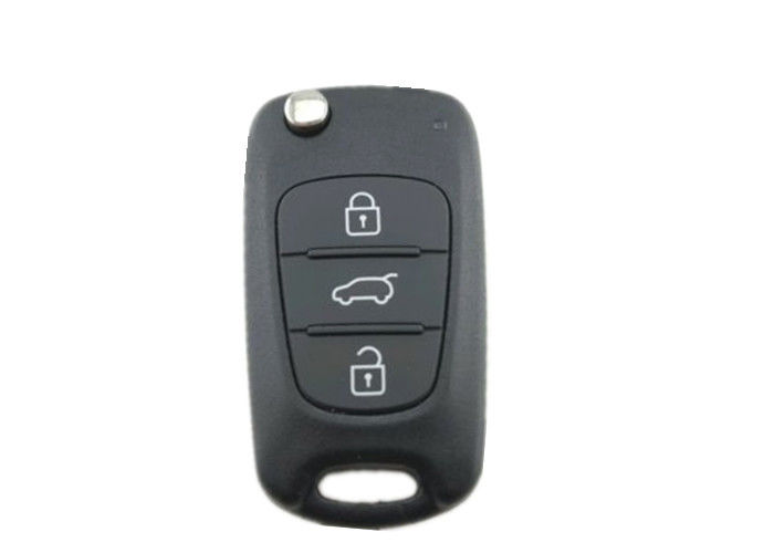 Impact Strengh Remote Hyundai Car Key Key Fob HA-T005 For 2008 - 2012 Hyundai I30