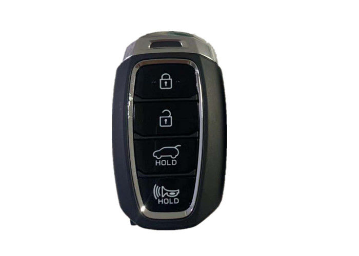 4 Buttons 433 Mhz Hyundai Key Fob Kona Remote Key 95440-J9000 OS Black Color