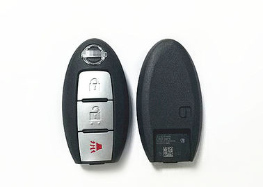 433 MHZ 3 Button Car Remote / Nissan Remote Key FCC ID KR5S180144106