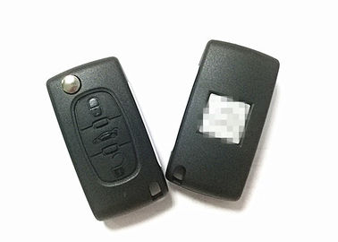 3 Button 433Mhz Car Remote Key Fob CE0536 Citroen C5 Remote Key With Trunk