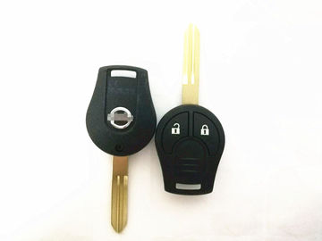 China 2 Button Nissan X Trail Remote Key Juke Micra Etc Tested TWB1U766 With Battery factory