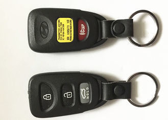 China PINHA-T008 Hyundai Remote Key , Black 4 Button 315 Mhz Hyundai Smart Key factory