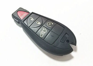 China IYZ-C01C 433 MHZ Chrysler 300 Key Fob , Black Dodge Charger Remote Start factory