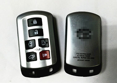 China Toyota Car Remote Shell FCC ID HYQ14ADR 5+1 Button Included Blade Car Remote Key factory