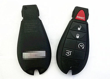 China Jeep Keyless Entry Remote Start Hatch Key Fob Dodge Ram Remote Key 4+1 B Fobik For IYZ-C01C factory