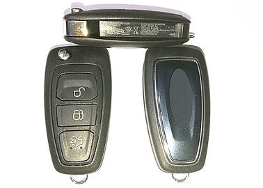 China 3 BUTTON  Ford Focus Mondeo C-Max Key Fob AM5T 15K601 AD Ford Smart Key factory