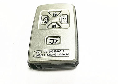 4D Chip Toyota Smart Key / Car Door Key Number 89904-28132 For Toyota Previa