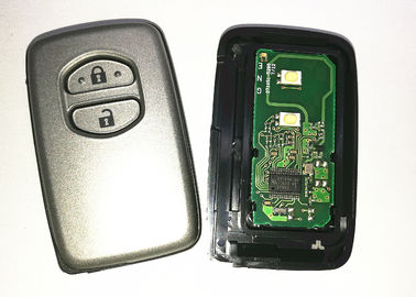 Toyota Car Remote Key Model B53EA 2 Button Remote 315 MHZ 4D Chip Complete Remote