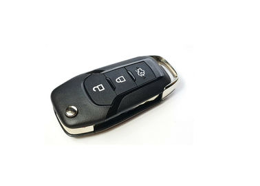 China Ford Part Flip Key Remote 433 Mhz / 3 Button Ford Spare Key DS7T-15K601-BE factory