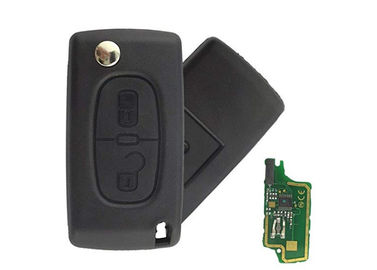 2 Buttons Remote Flip Auto Key Fob CE0536 433Mhz 46 Chip PCF 791