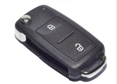 China 2 Button Car Remote Key 7E0 837 202 AD ID 48 For Volkswagen VW Polo Golf factory