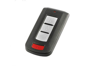 China Plastic Mitsubishi Car Remote Key 3 Button 315 Mhz Battery Included factory