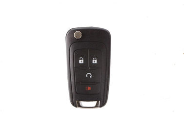 Remote Flip Keyless Entry Fob FCC ID KR55WK50073 For 2013 - 2018 Chevrolet
