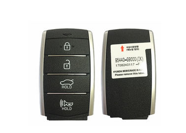 China Hyundai Remote keyless remote key fob 95440-G9000 IK 4 Button 433 Mhz Plastic Material factory