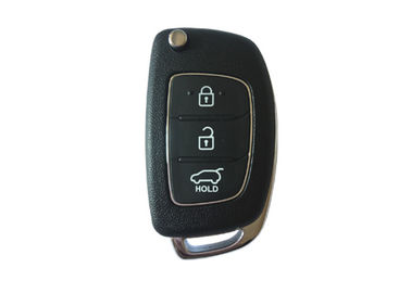 Hyundai Santafe Flip Key Remote Key DM-433-EU-TP RKE-4F08 3 Button 433 Mhz